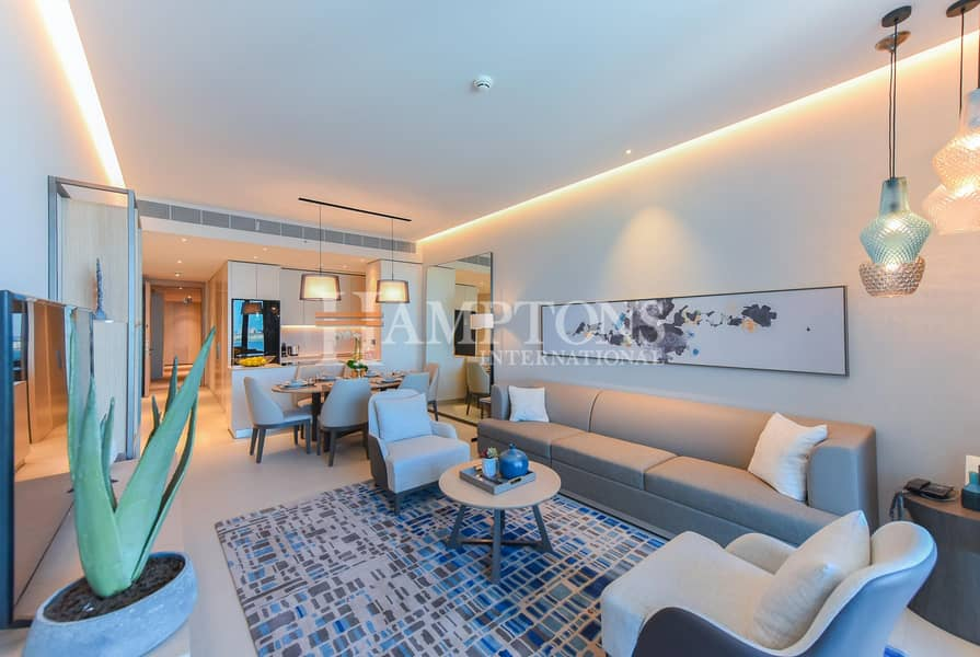 15 Breathtaking View   Fully Furnished Apt