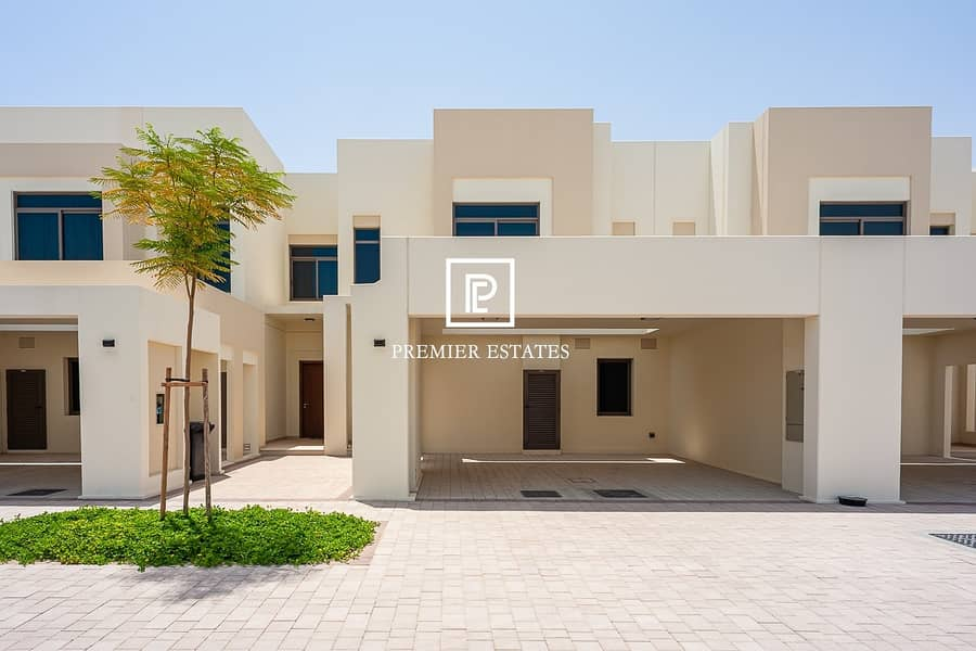 2 3 Bed plus Maids Noor Townhouse|Type 1|Brand New