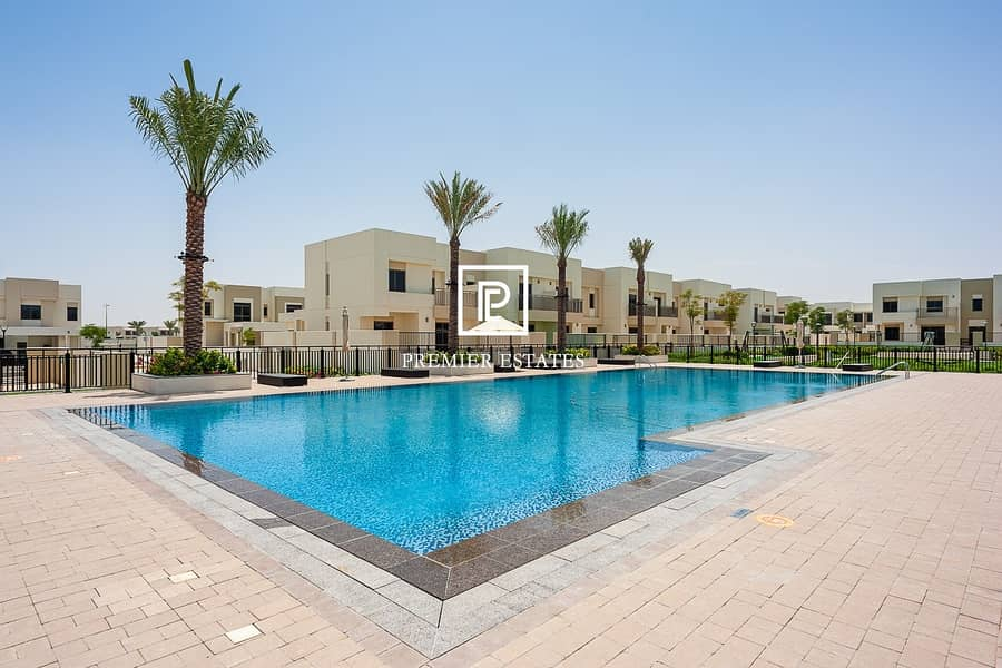 60 3 Bed plus Maids Noor Townhouse|Type 1|Brand New