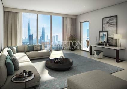 شقة 2 غرفة نوم للبيع في وسط مدينة دبي، دبي - Motivated Seller | Below OP | Burj Views