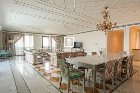 2 Bedroom Flat for Rent in Culture Village, Dubai - LUXURY 2 BED | VERSACE| CREEK VIEW | 2 CAR PARKS