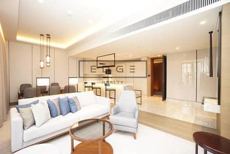 شقة 2 غرفة نوم للايجار في جزيرة بلوواترز، دبي - Amazing 2BR | All Bills Inclusive | Fully Furnished