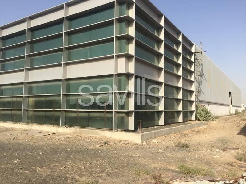 Industrial Facility For Sale in Al Hamriya Freezone
