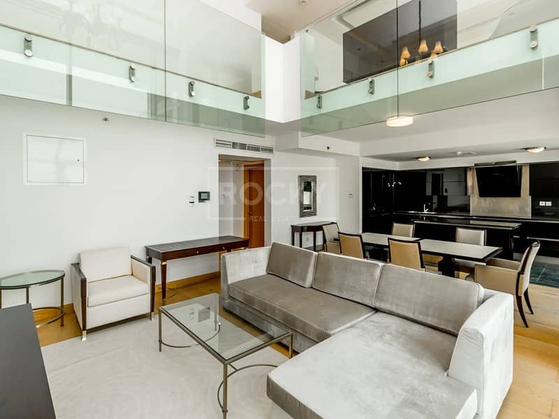 Furnished  and Affordable 1 Bed | Loft Penthouse | Chiller in Dewa