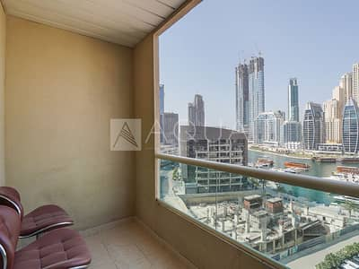Marina View | Chiller Free Unit | Furnished