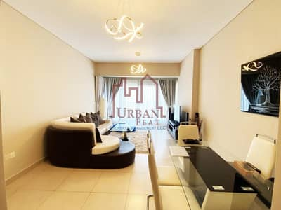 2 Bedroom Apartment for Rent in Al Reem Island, Abu Dhabi - 2 payments! Furnished 2BR w/ balcony