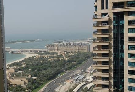 فلیٹ 1 غرفة نوم للايجار في دبي مارينا، دبي - Sea View II Chiller Free II Spacious Layout