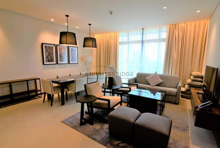 3 Bedroom Apartment for Rent in The Hills, Dubai - Aesthetically Pleasing II Full Golf Course View