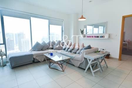 شقة 3 غرف نوم للايجار في دبي مارينا، دبي - New to the market | Large Layout | High Floor