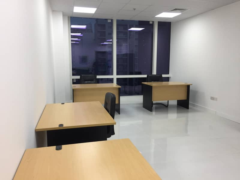 Quick Start Cost effective Open Plan Fitted office in B-Bay