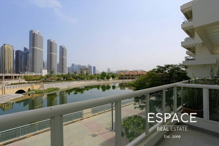 Lake View - Rare Layout - Well Maintained