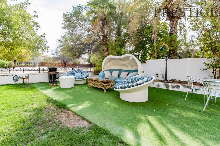 19 Type 3 | Private Pool | Park Backing