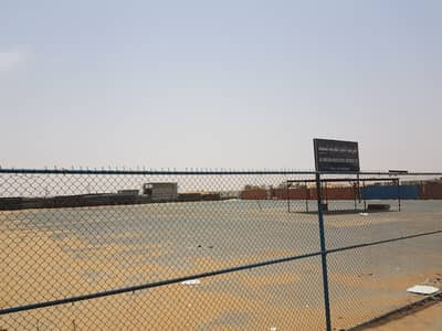 Industrial Land for Rent in Emirates Modern Industrial Area, Umm Al Quwain - Different Size up to 1 Million from Owner