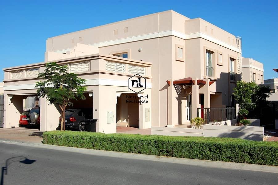 Stunning 5 Bedroom Villa in Cedre Villas  Dubai Silicon Oasis |Freehold Property