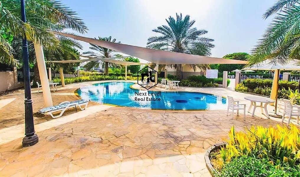 15 Stunning 5 Bedroom Villa in Cedre Villas  Dubai Silicon Oasis |Freehold Property