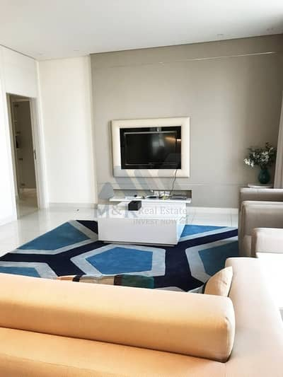 3 Bedroom Flat for Rent in Business Bay, Dubai - Canal View | Fully Furnished | Largest 3 Bedroom