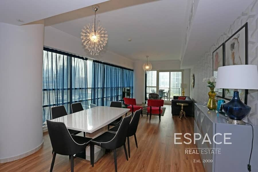 2 Fully Furnished | Marina View | Upgraded