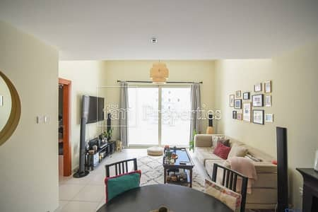 فلیٹ 1 غرفة نوم للايجار في دبي مارينا، دبي - Marina  View Furnished 1BR on Marina Walk