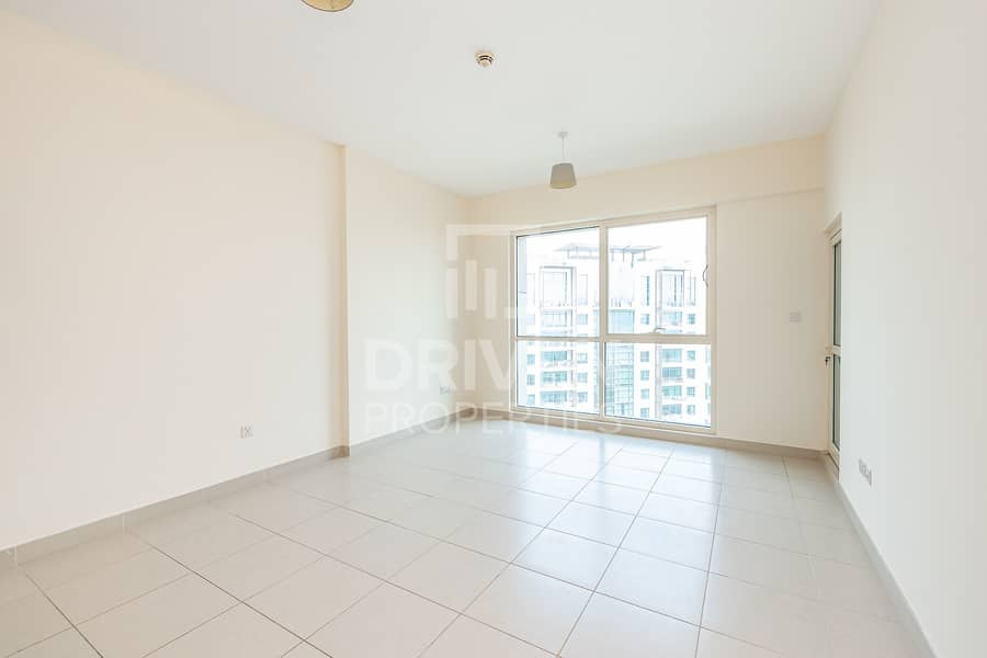 Exclusive 1 Bed Vacant