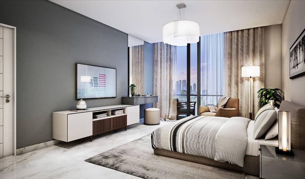 شقة في ركان دبي لاند 2 غرف 612597 درهم - 4726223