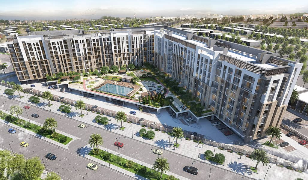 شقة في ركان دبي لاند 3 غرف 861863 درهم - 4726232