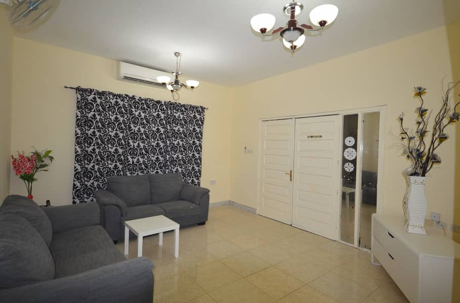 Huge and Stunning 3BR Villa I Ready to Move In I Unfurnished
