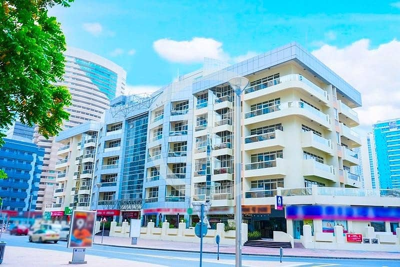 Spacious 1 BR| Full Marina View