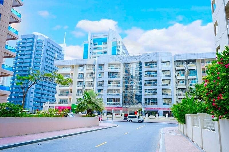 11 Spacious 1 BR| Full Marina View