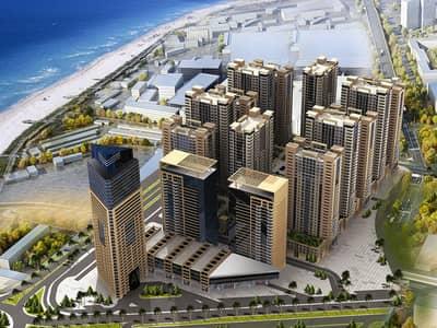 شقة 2 غرفة نوم للبيع في الصوان، عجمان - شقة في أبراج عجمان ون الصوان 2 غرف 440000 درهم - 4726358