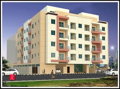 11 Bedroom Building for Sale in Al Nakhil, Ajman - Residential G+6 Building In Prime Location