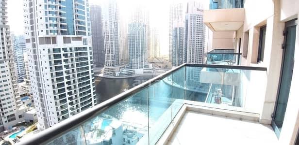 شقة 1 غرفة نوم للايجار في دبي مارينا، دبي - Ready to Move In Prime Location  Agency direct from Landlord