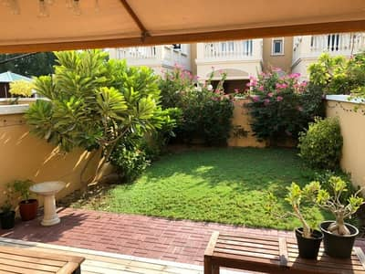 1 Bedroom Townhouse for Rent in Jumeirah Village Triangle (JVT), Dubai - Immaculate Garden   Well Kept   Close to Park   From Sept 1st Week  