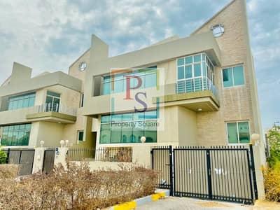 فیلا 6 غرف نوم للايجار في آل نهيان، أبوظبي - High End 6 BR Villa W/D Private Pool