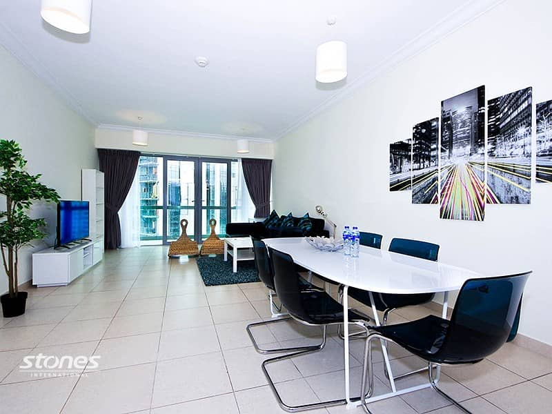 Well-maintained en-suite 2BR on high floor