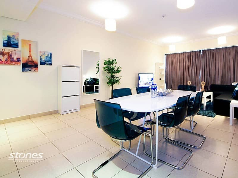 2 Well-maintained en-suite 2BR on high floor