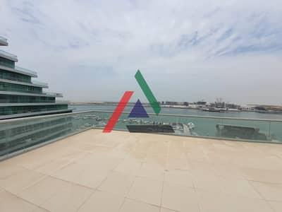 شقة 3 غرف نوم للايجار في شاطئ الراحة، أبوظبي - 3+1 apartment in Al Raha Beach