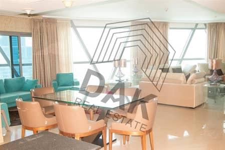 شقة 2 غرفة نوم للبيع في مركز دبي المالي العالمي، دبي - Huge 2BHK | Wide Balcony | Near Metro