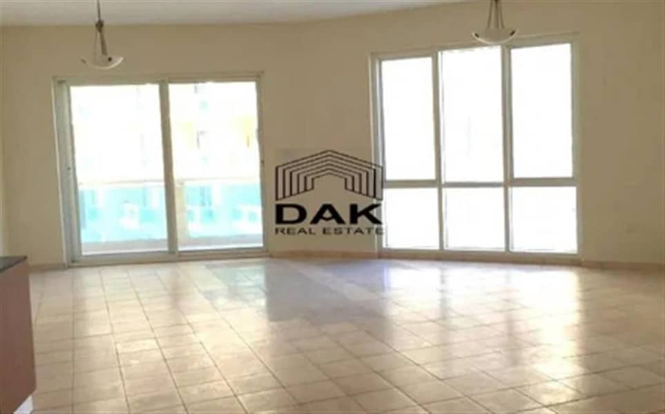 Spacious 2 BHK   Balcony   Great View