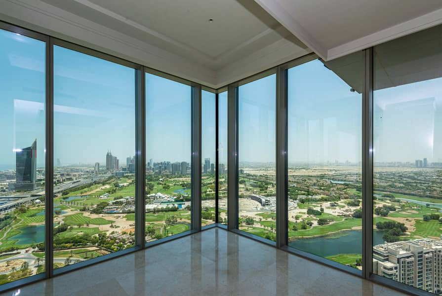 No Commission  Panoramic views   Last Large Unit Front facing