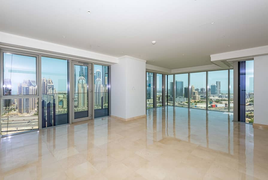 2 Luxury Tower with panoramic views of skyline & Golf