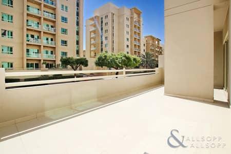 فلیٹ 1 غرفة نوم للبيع في الروضة، دبي - 1 Bed Apartment | Greens | Huge Terrace