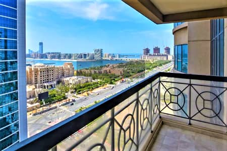 3 Bedroom Flat for Sale in Dubai Marina, Dubai - Partial Sea & Marina View | Spacious 3BR+Maids