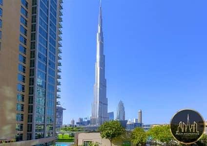 3 Bedroom Apartment for Sale in Downtown Dubai, Dubai - Low floor | Burj Khalifa view | Motivated Seller