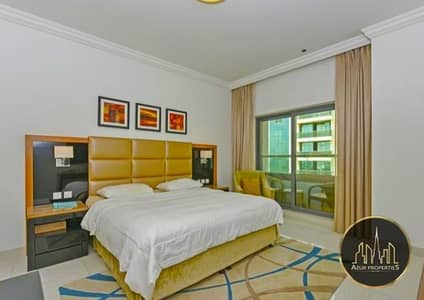 Studio for Sale in Business Bay, Dubai - Furnished Studio | Currently rented | Balcony