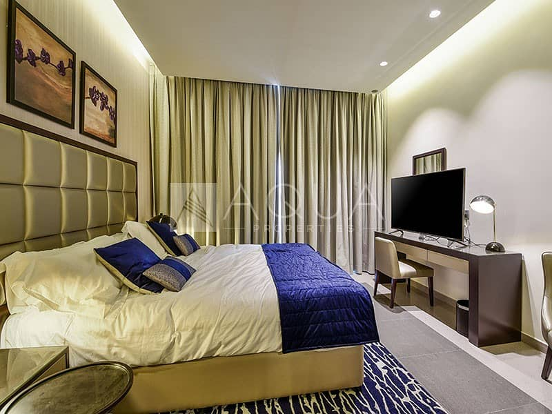2 Studio | Fully Furnished | Luxury Furniture