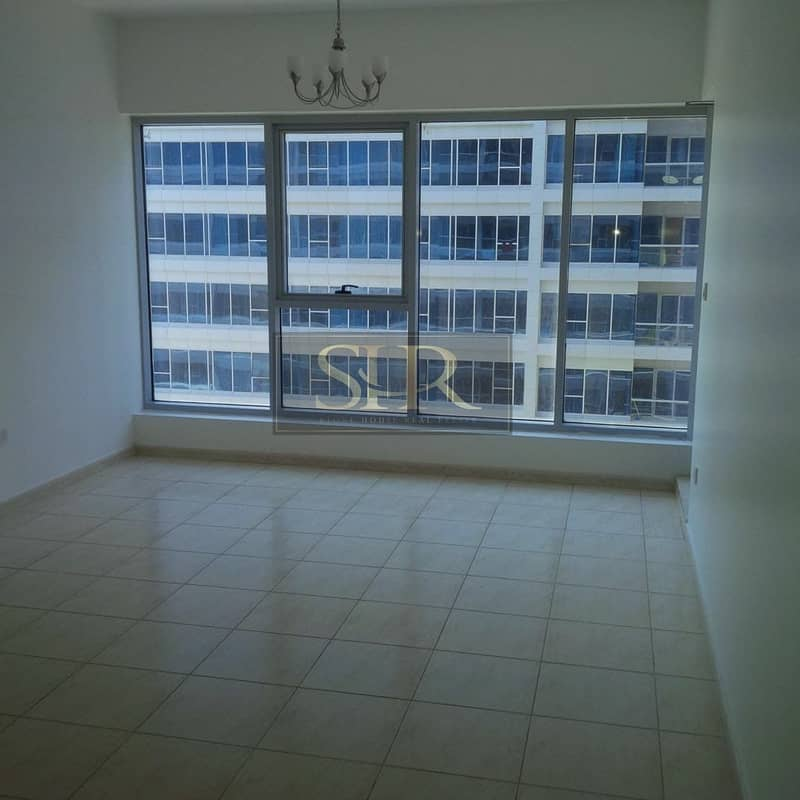 Spacious 1 Bedroom apartment with Balcony for Sale
