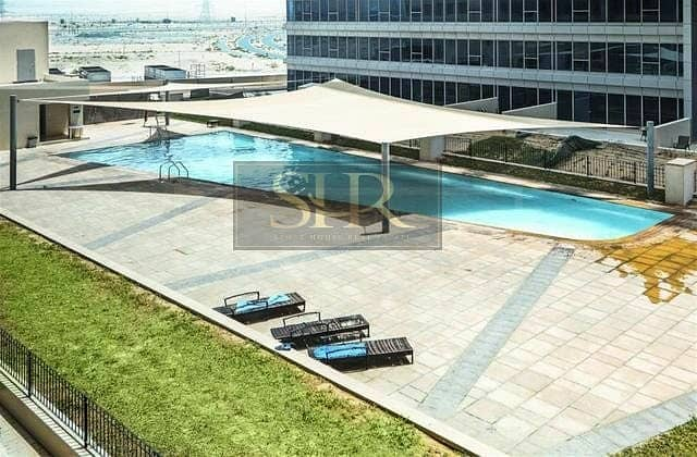10 Spacious 1 Bedroom apartment with Balcony for Sale