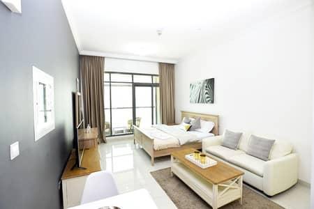 Studio for Rent in Business Bay, Dubai - MODERN CANAL VIEW LARGE STUDIO IN BUSINESS BAY!!!