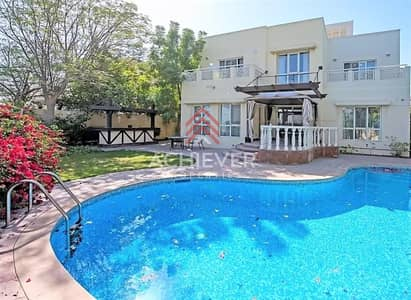 6 Bedroom Villa for Sale in The Meadows, Dubai - Fully Upgraded 6 B/R + Maid +Driver | Pvt Pool
