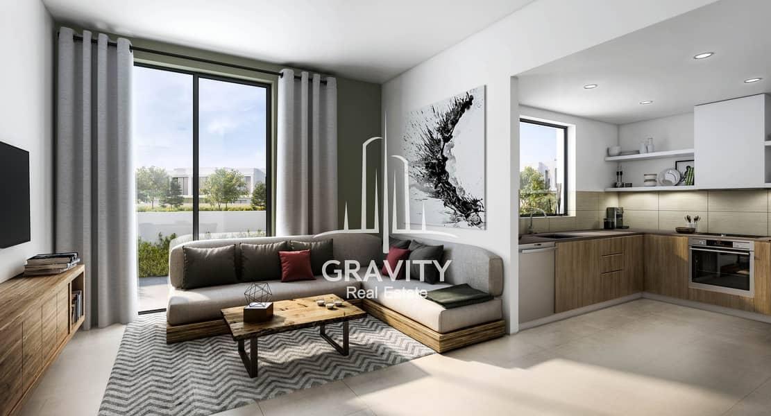 Luxury Type Townhouse in Al Ghadeer Phase 2